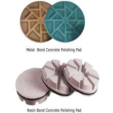 Almohadilla de pulido de diamante de piedra / concreto