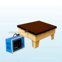 Placa de aquecimento elétrica Zys de alta precisão e bom desempenho termostato Drb-500