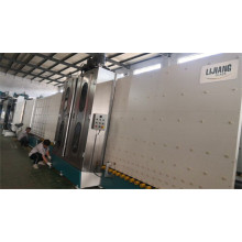 Industrial vertical glass washer