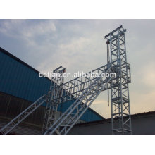outdoor event lighting aluminum truss