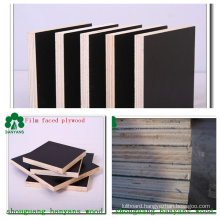18mm Film Faced Plywood Marine for Concrete Formwork
