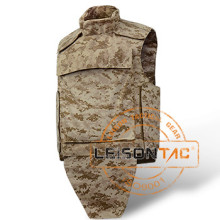 Ballistic Vest of Kevlar or Tac-Tex with Performance Nij Iiia