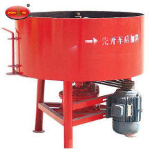 Small Mini Pan Type Concrete Mixer Machine