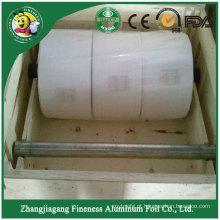 Rolo de lã de vidro mais barato baixo preço com folha de Alum enfrentou