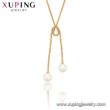 44998 xuping jóias moda na moda dançar pingente de colar de pingente