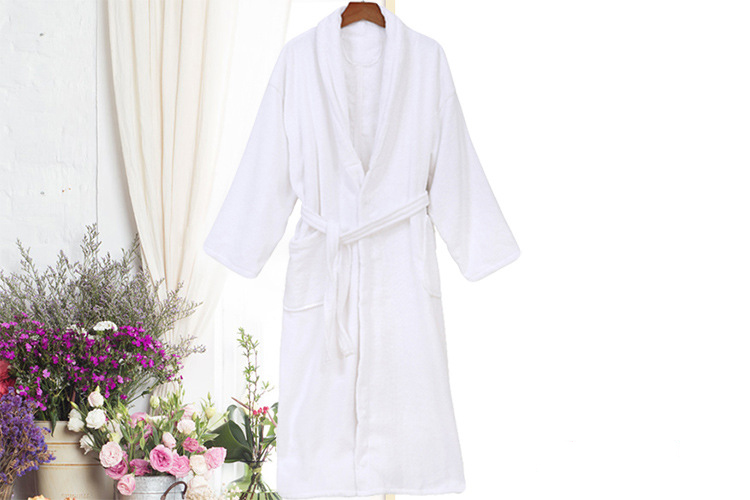 White Hotel Robes