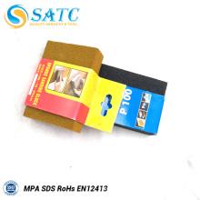 SATC - fabricante profissional da esponja do bloco de lixamento com reputação elevada