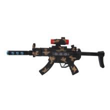 Emulação de metralhadora Elecrtic plástico (10212486)