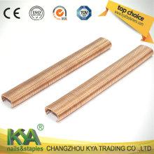 Anneau de porc pneumatique en cuivre de 15g100 ou anneau C