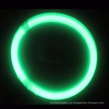 Pulsera resplandor verde