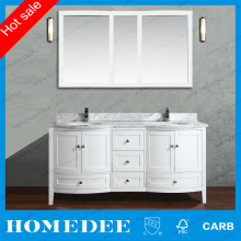 Homedee Floor Standing Wood Storage Bathroom Cabinet Combination