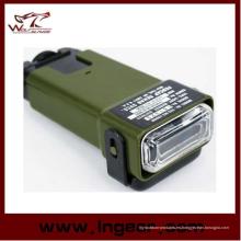 Versión funcional de MS-2000 angustia marcador luz linterna táctica