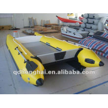 HH-P450 CE alta velocidad catamarán inflable barco