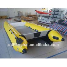 CE HH-P450 alta velocidade barco catamarã inflável barco