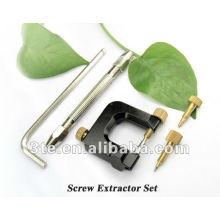 Extractor de tornillo para extraer tornillos rotos