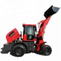 4-wheel drive 1.5 ton front end wheel loader