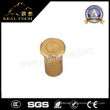 Door Hardware Brass Dust Proof Socket Strike for Flush