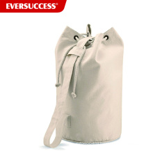 COTTON CANVAS DUFFLE BAG