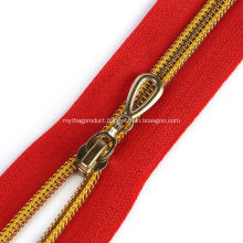 Nylon Bags Zip Wallets Wall Fasteners Zipper