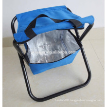 Good quality design folding chair cooler bag