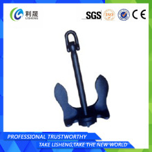 Black Bitumen Paint Steel Baldt Stockless Anchor