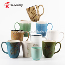 Keramikbecher Großhandel Porzellan Steinzeug Becher