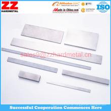 Hartmetallplatten, Stäbe, Streifen, Blöcke