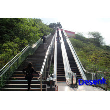 Robust and Reliable Outdoor Escalator