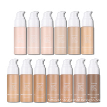 Wholesale Customized Private Label Multifunctional  Vegan Makeup Liquid Concealer New Style Comestic