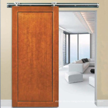 Kitchen Sliding Solid Wooden Door for House