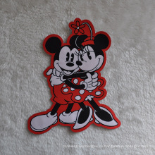 Этикетка с логотипом Catoon с анимированным логотипом