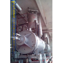 Vacuum Harrow Dryer Machine untuk Industri Kimia