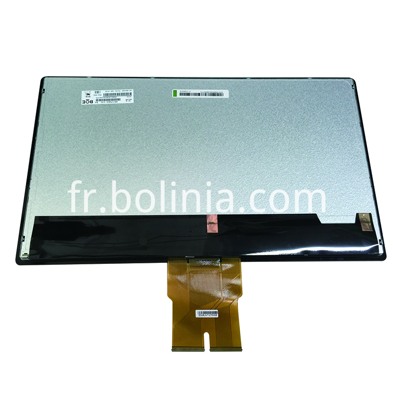 21.5 touch panel back