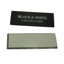Best Selling Custom Size Metal Tag Zinc Alloy Metal Plate