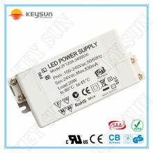 20W 24V привело драйвер, светодиодный источник питания 830mA привело драйвер трансформатора