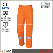 Anti-Static Men′s Flame Retardant Trousers