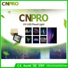 Druckguss Aluminium UV LED Flutlicht 30 Watt mit Ce RoHS