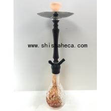 Narguilé en gros en bois de haute qualité Shisha Narguilé