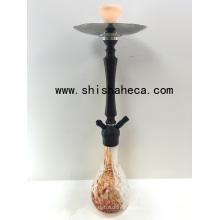 Atacado de alta qualidade de madeira Shisha Nargile cachimbo cachimbo de água