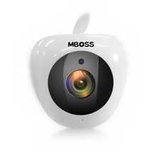 Diseño lindo 1080P Motion Sensor Wifi IP Camera