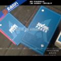 Film Laminierung Papier Luxus Visitenkarte Design Druck Drucker