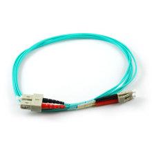 Om3 Om4 10gig Cable multimodal de fibra óptica de interior de fibra óptica