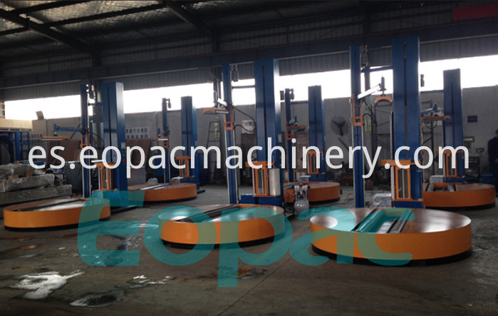 Non-woven Roll Packaging Machine