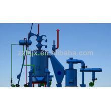 gerador de gaseificador de biomassa para energia elétrica