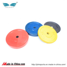 Colorful Rubber Cover Weight Plate