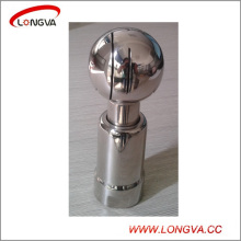 Sanitary Stainless Steel Tank Rotary Cleaning Ball