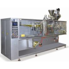 Machine à emballer horizontale automatique pour le café de sachet et Suguar (AH-S180T)