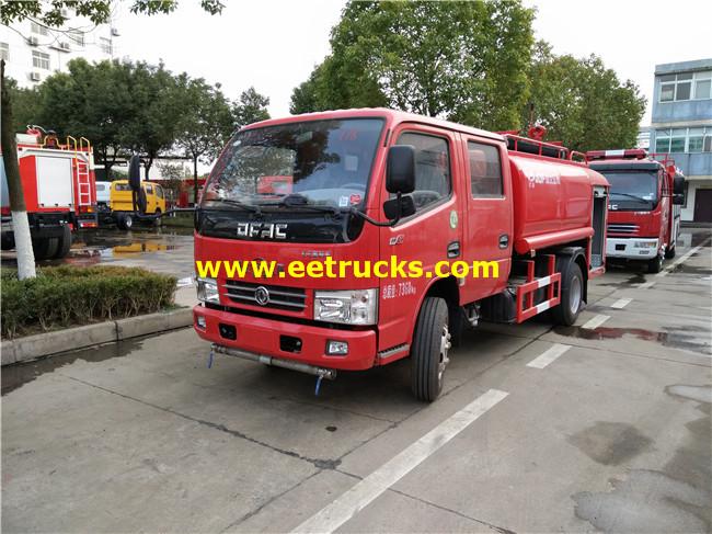 Fire Truck Sprinkler Truck