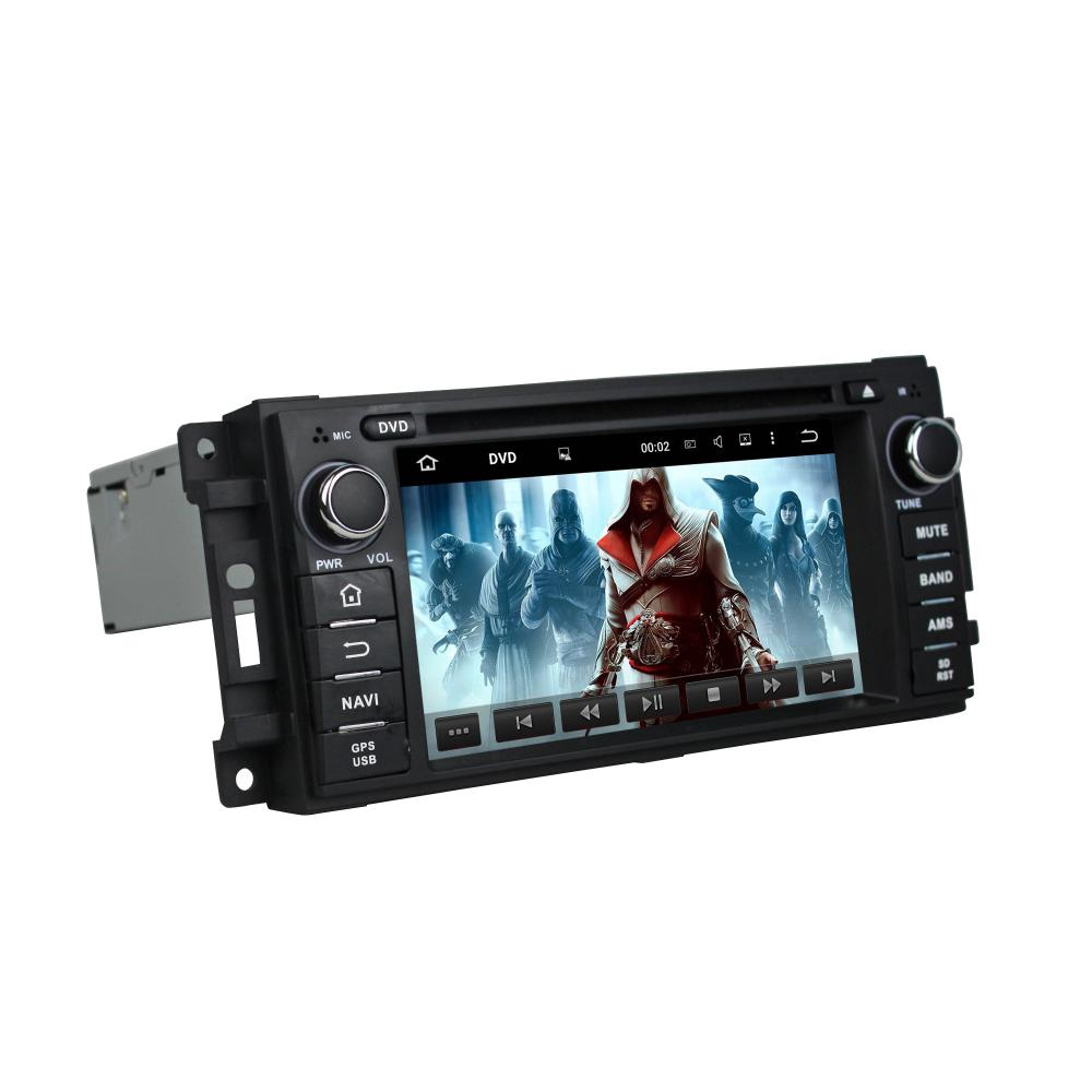 reproductor de DVD para coche Chrysler / JEEP