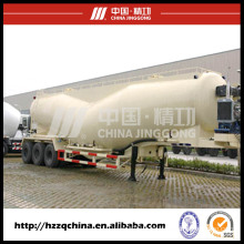 Safe Delivery of Dry Bulk Cement Semi-Trailer (HZZ9400GFL) with High Performance for Sale